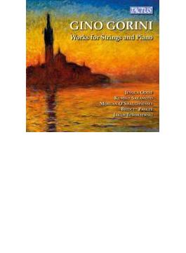 Works For Strings & Piano: Oddie K.sakamoto(Vn) O'shaughnessey(Va) Pasker(Vc) Tchorzewski(P)