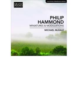 『ミニチュアとモデュレーション集~アイルランドの古い音楽からのインスパイア』 マクヘイル