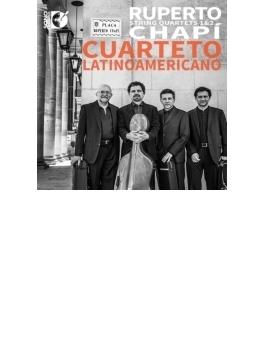 String Quartet, 1, 2, : Cuarteto Latinoamericano