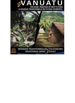 Vanuatu: Music Tradition Of West Futuna
