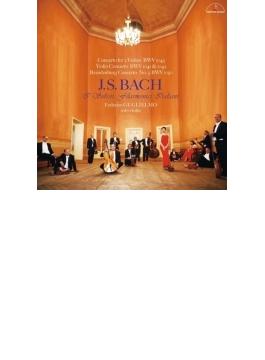 Violin Concertos, Brandenburg Concerto, 5, : I Solisti Filarmonichi Italiani Guglielmo Lazari(Vn)