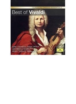 Best Of Vivaldi-andre Carmignola Kremer Mullova Abbado / Hogwood / Etc