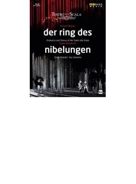 『ニーベルングの指環』全曲 カシアス演出、バレンボイム&スカラ座(2010~13 ステレオ)(4BD)