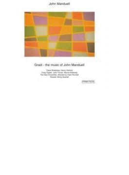 Gradi-works: Rundell / The New Ensemble Nossek Sq Etc