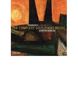 ピアノ独奏作品全集第3集 ロスコー