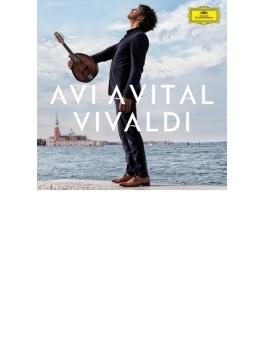マンドリンによる協奏曲集~『四季』から夏、ほか アヴィ・アヴィタル、ヴェニス・バロック管、フローレス