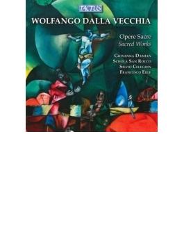 Sacred Works: Erle / Schola San Rocco G.damian(S) Poulenc: Gloria