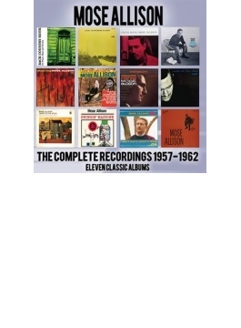 Complete Recordings: 1957-1962