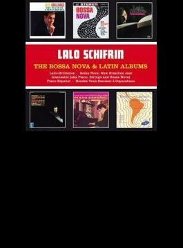 Bossa Nova & Latin Albums - 5 Albums