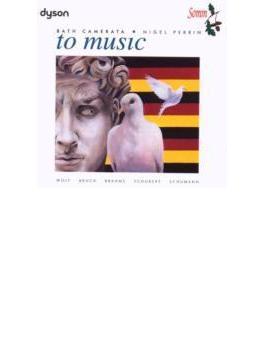 To Music-choral Works: Perrin / Bath Camerata