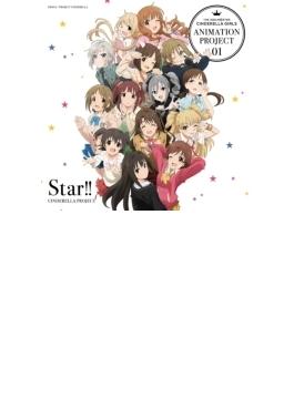 TVアニメ「アイドルマスター シンデレラガールズ」オープニングテーマ THE IDOLM@STER CINDERELLA GIRLS ANIMATION PROJECT 01 Star!! 【通常盤】