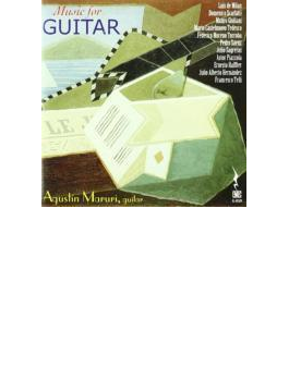 Agustin Maruri: Music For Guitar