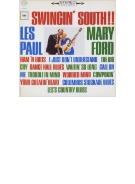 Les Paul & Mary Ford : Swingin South