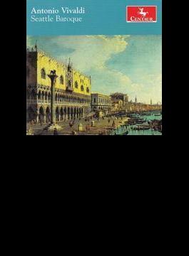 Chamber Works-sonatas, Trio Sonata, Lute Concerto: Seatle Baroque