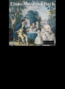 Flute Music Of Bach, Telemann, Handel: Hyde-smith(Fl) Dodd(Cemb) Dorey(Vc)