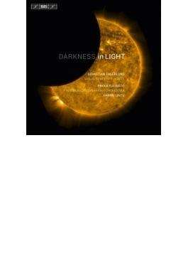 ヴァイオリン協奏曲『光の中の闇』、『点火する』 ペッカ・クーシスト、リントゥ&フィンランド放送響