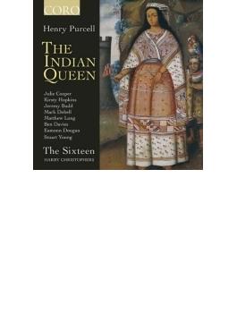 『インドの女王』 クリストファーズ&ザ・シックスティーン