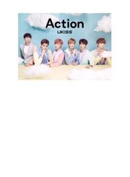 Action 【初回生産限定盤】 (豪華盤TOUR LIVE映像収録) (CD+DVD)