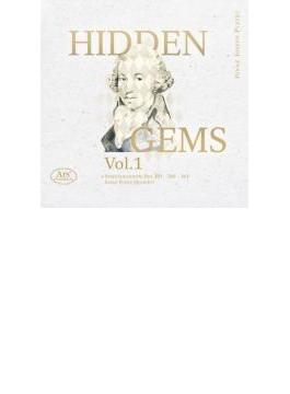 Hidden Gems Vol.1-string Quartets: Ignaz Pleyel Q (Hyb)