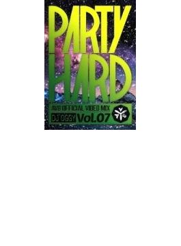 Party Hard Vol.7 -Av8 Official Video Mix-