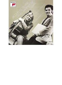 チェロ協奏曲、エニグマ変奏曲 デュ・プレ、バレンボイム&フィラデルフィア管、ロンドン・フィル