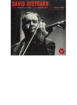 プロコフィエフ:ヴァイオリン・ソナタ第1番、ルクレール:ソナタ第3番、ロカテッリ:トンボー オイストラフ、ヤンポルスキー(1955年RCA録音)