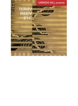 『インC』 ライリー&バッファロー・ニューヨーク州立大学創造・演奏芸術センター