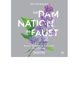『ファウストの劫罰』 小澤征爾&ボストン響、バロウズ、マティス、マッキンタイア(2SACD)