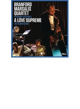 Coltrane's A Love Supreme Live In Amsterdam (+dvd)