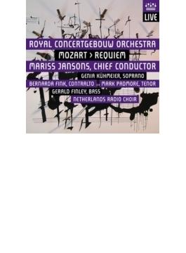 Requiem: Jansons / Concertgebouw O Kuhmeier B.fink Padmore Finley (Hyb)
