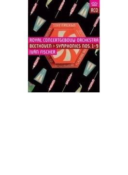 交響曲全集 イヴァン・フィッシャー&コンセルトへボウ管弦楽団(3DVD)