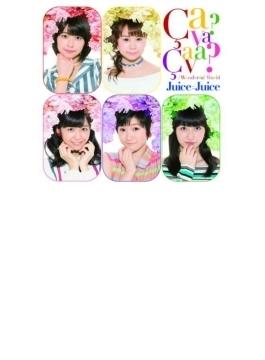 Wonderful World/Ca va ? Ca va ?(サヴァ サヴァ)【初回生産限定盤D】(CD+DVD)