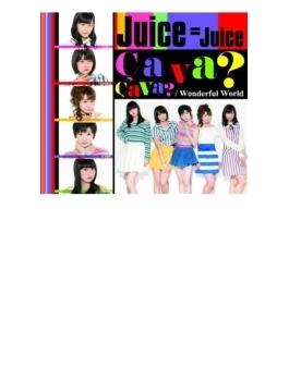 Wonderful World/Ca va ? Ca va ?(サヴァ サヴァ)【通常盤B】