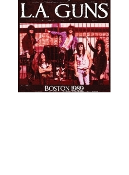 Live In Boston 1989