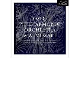 Concerto For Flute & Harp, Sinfonia Concertante K, 297b, : Buribayev / Engegard / Oslo Po (Hyb)