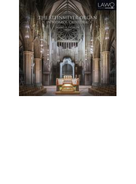 Magne H.draagen: The Steinmeyer Organ In Nidaros Cathedral