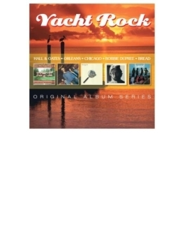 Yacht Rock: 5cd Original Album Series Box Set
