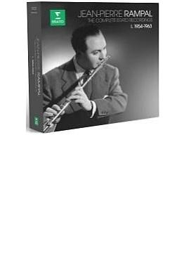 ジャン=ピエール・ランパル/エラート録音全集第1集 1954~63(10CD)