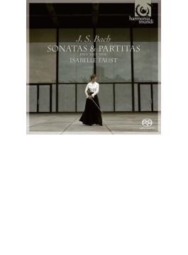 無伴奏ヴァイオリンのためのソナタとパルティータ全曲 I.ファウスト(2SACD)(シングルレイヤー)