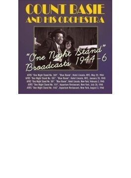 One Night Stand Broadcasts 1944-1946