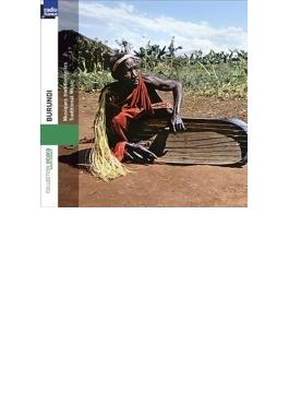 ブルンジの伝統音楽