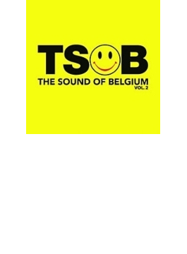 Tsob: The Sound Of Belgium Vol.2