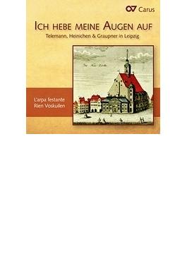 『ライプツィヒのテレマン、ハイニヒェン、グラウプナー』 フォスクイレン&ラルパ・フェスタンテ