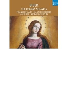 ロザリオのソナタ フランツヨーゼフ・マイヤー、ユングヘーネル、他(2CD)
