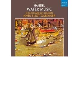 水上の音楽 ガーディナー&イングリッシュ・バロック・ソロイスツ(1980)