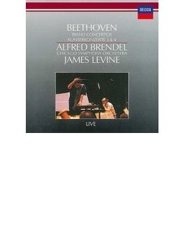 ピアノ協奏曲第3番、第4番 ブレンデル、レヴァイン&シカゴ交響楽団