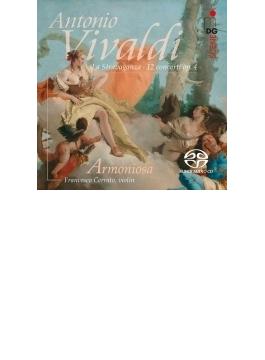 『ラ・ストラヴァガンツァ』全曲 チェッラート&アルモニオーザ(2SACD)