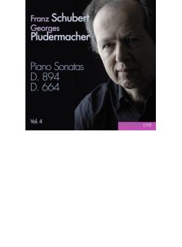 ピアノ・ソナタ集第4集~第18番、第13番 プルーデルマッハー