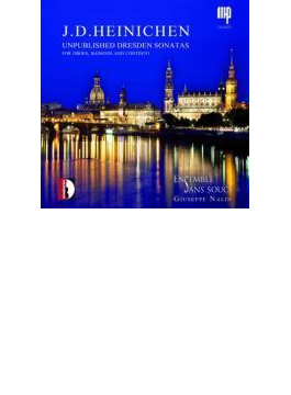 Unpublished Dresden Sonatas For Oboes, Bassoon & Continuo: Ensemble Sans Souci