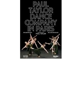 ポール・テイラー・ダンス・カンパニー パリ公演2012
